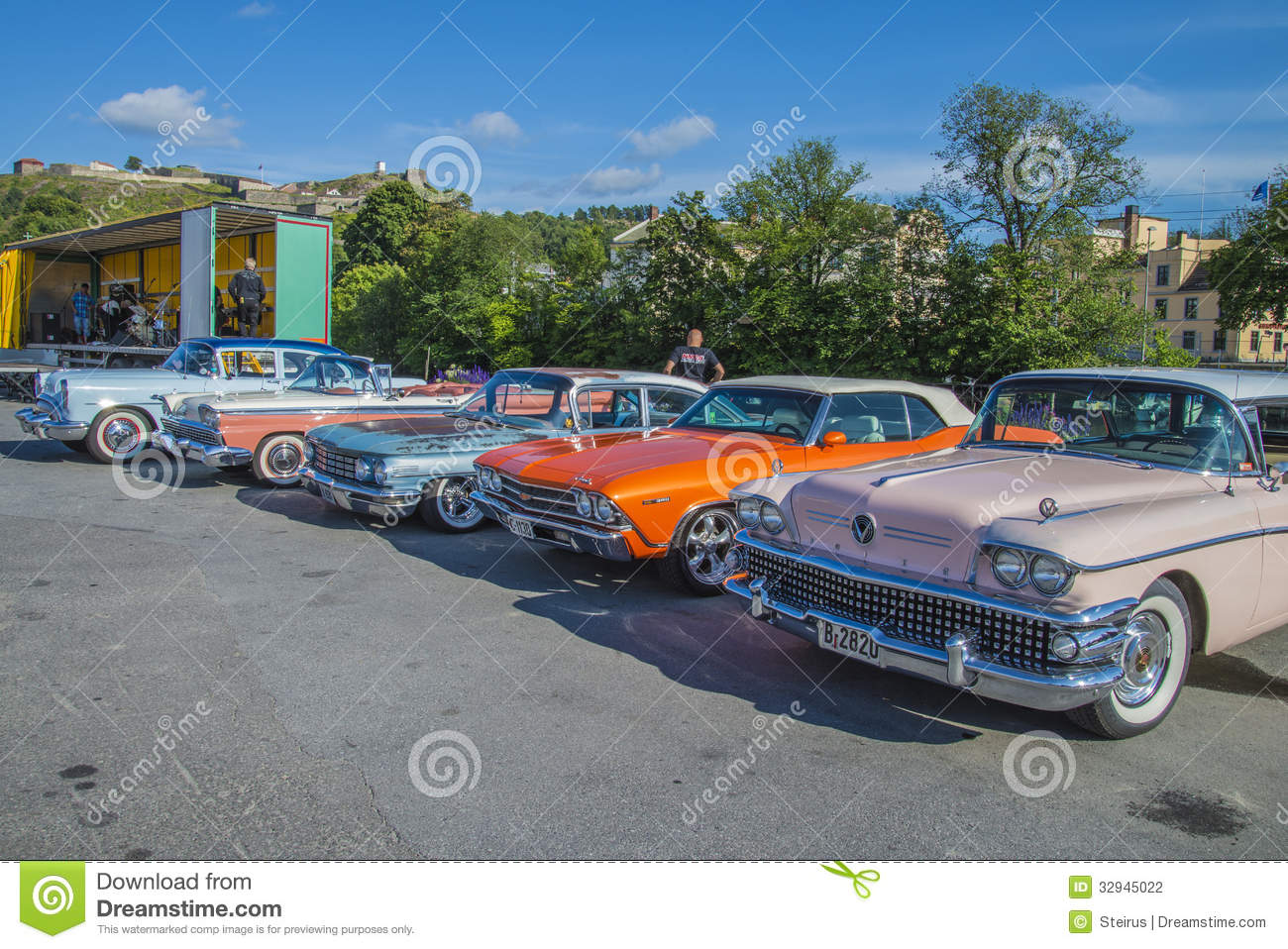 Classic Cars Norway