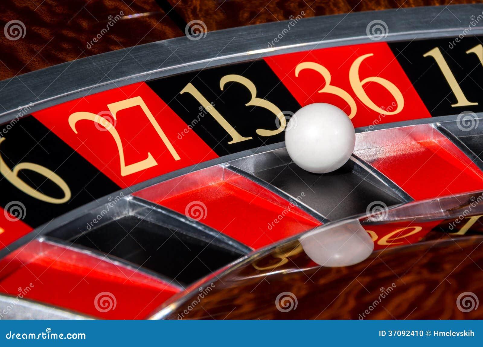 black 13 roulette