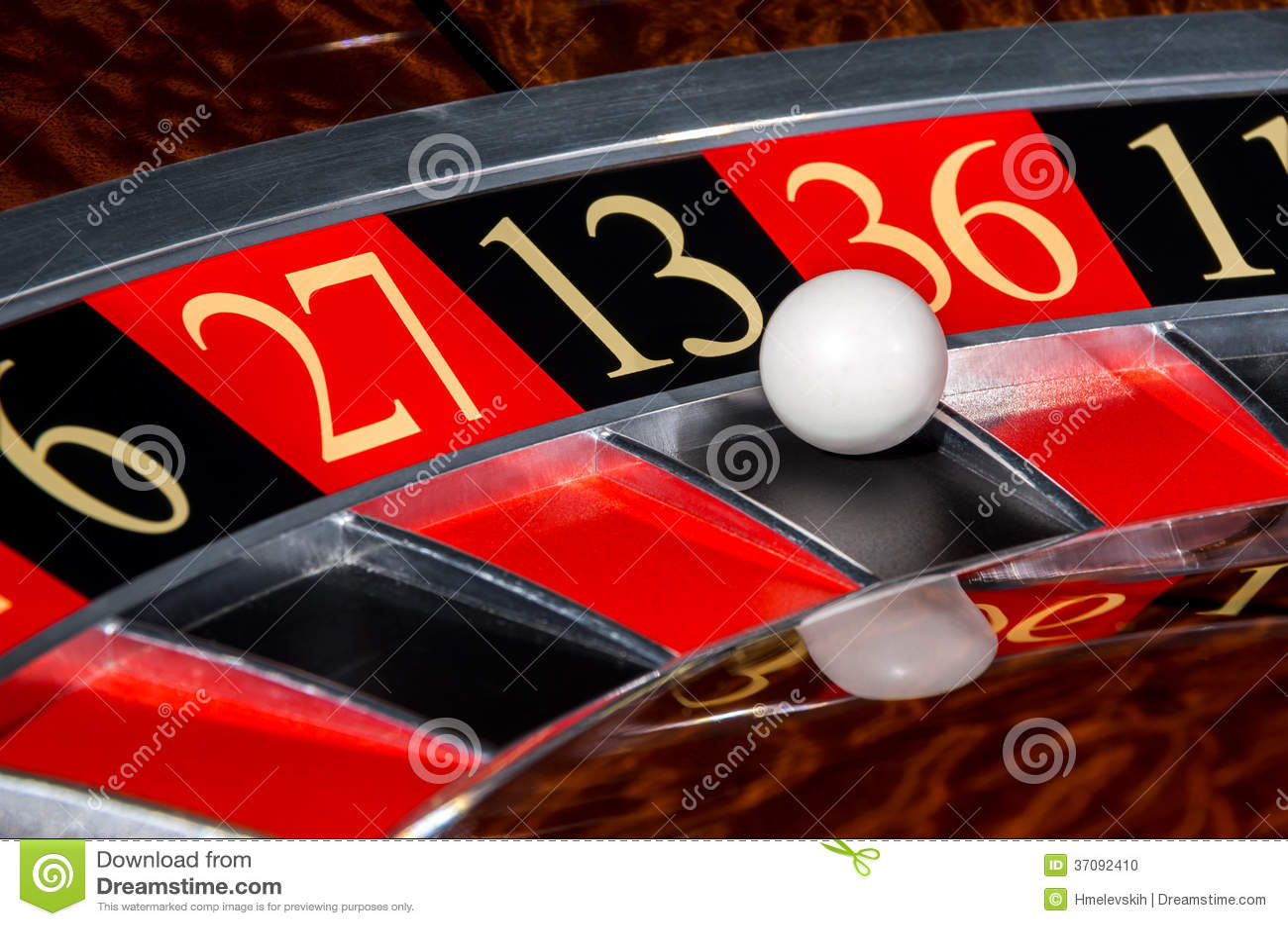 Wikipedia roulette odds