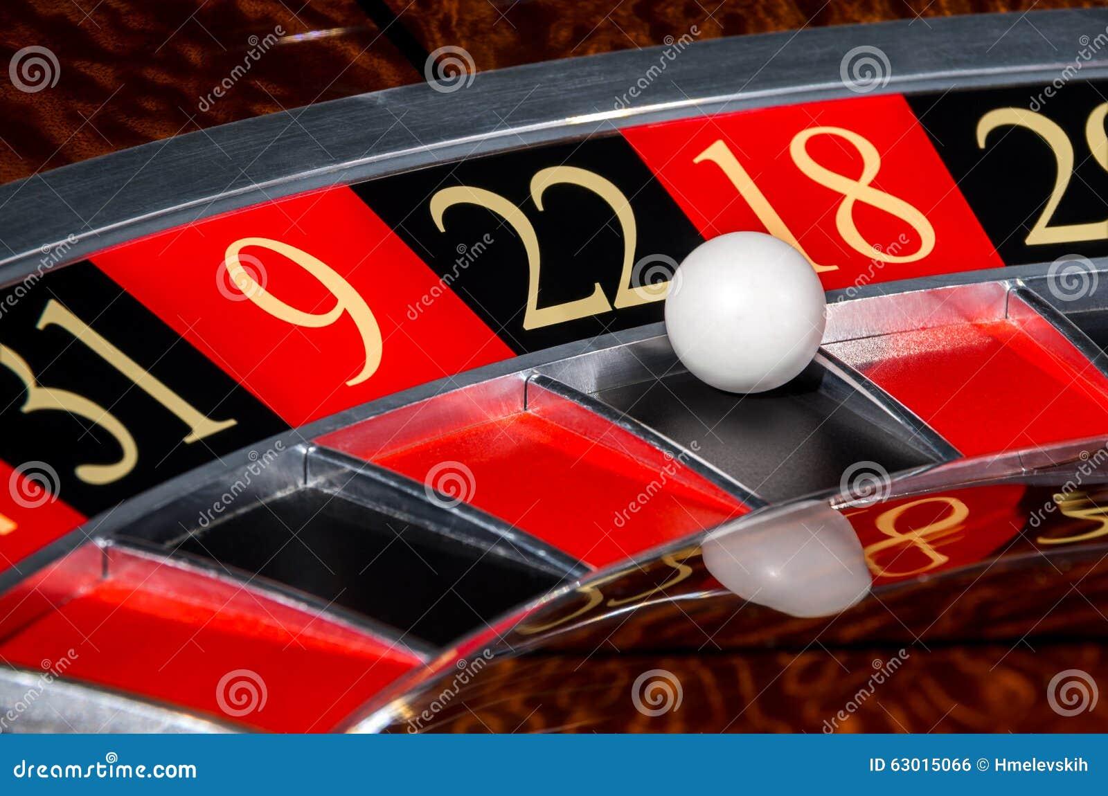 22 roulette