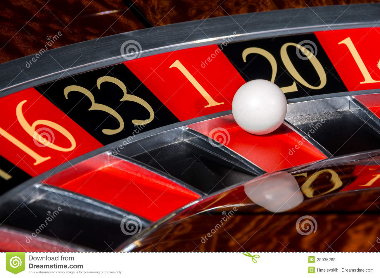 Red 14 roulette