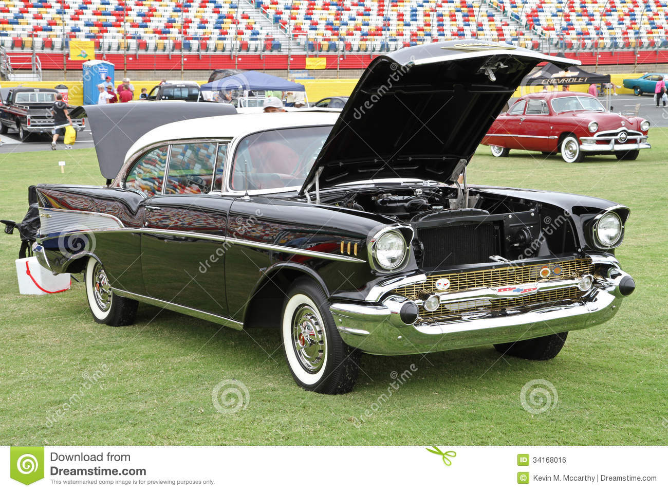 Classic Chevrolet Automobile Editorial Photo Image 34168016