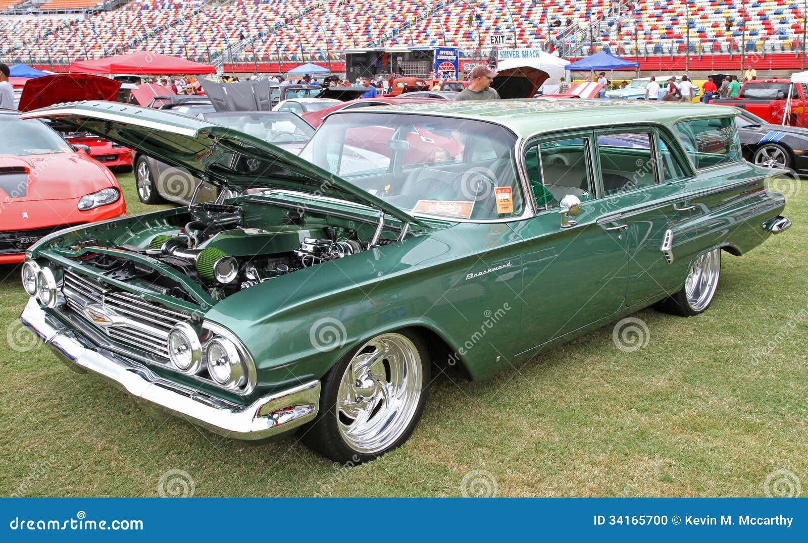 Brookwood Car Show