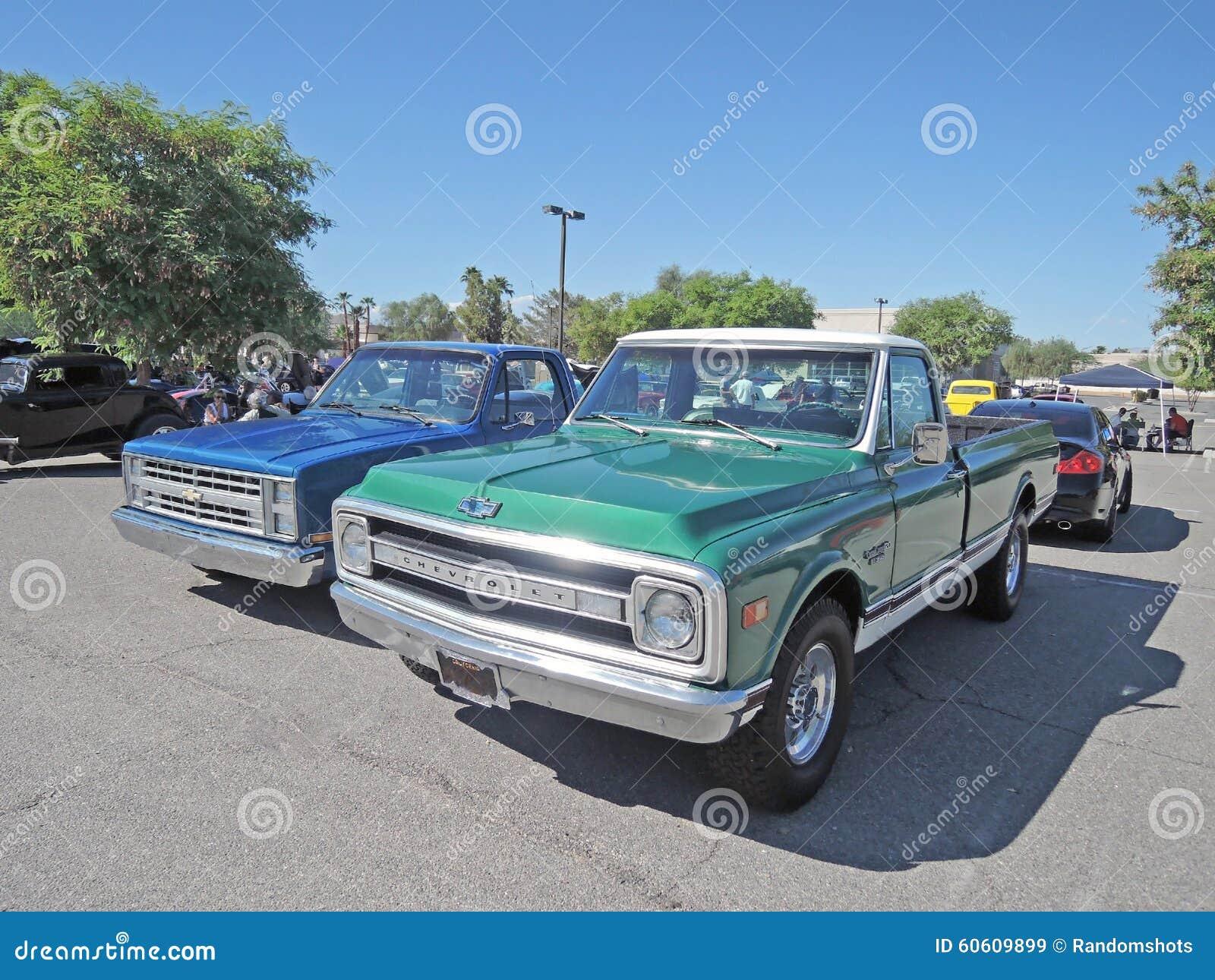 1970s chevrolet trucks