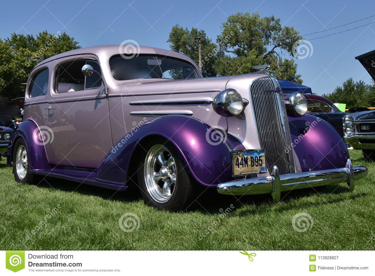 1936 Classic Chevy Master Sedan Editorial Photography - Image of