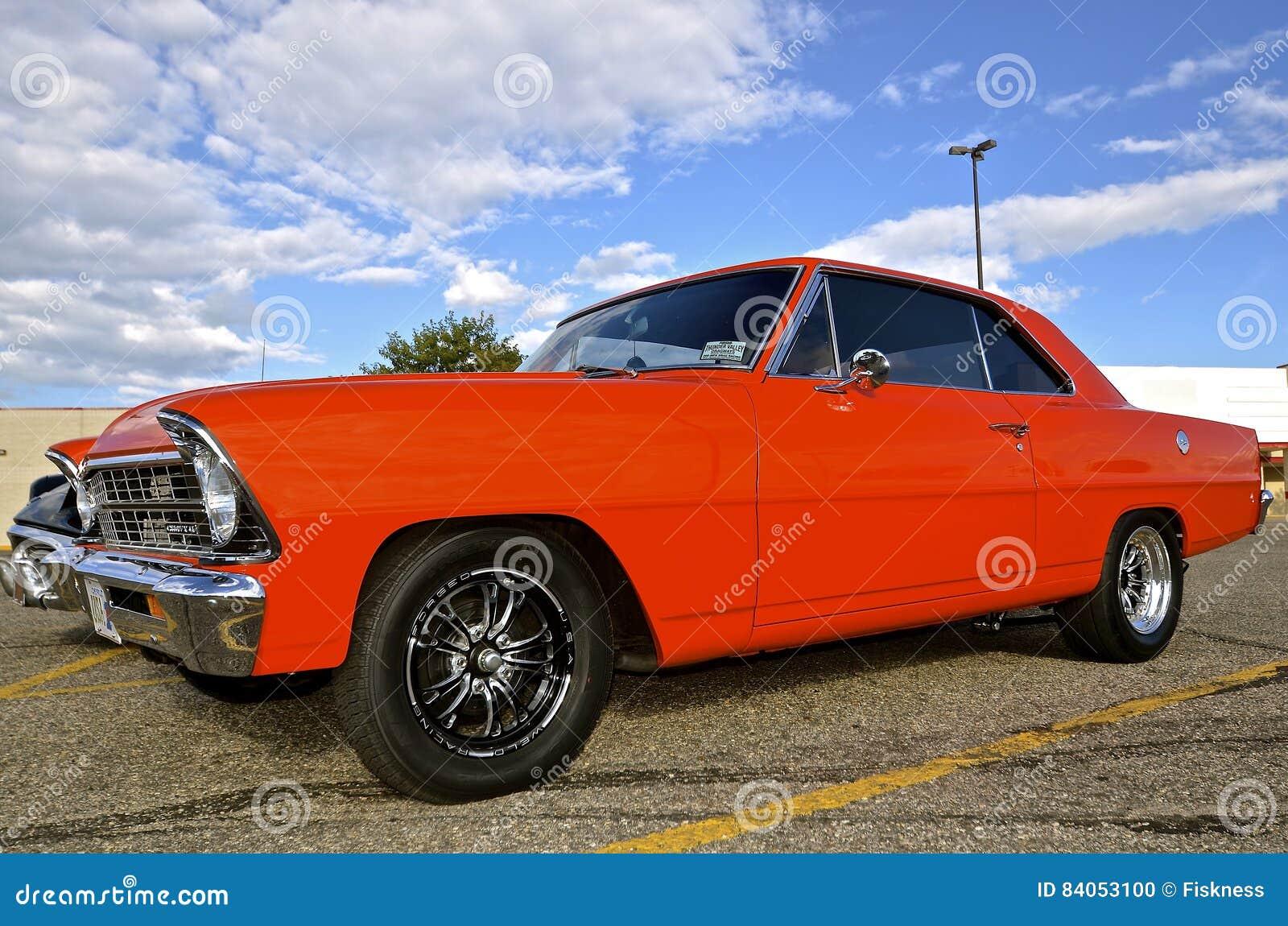 Classic Chevy Nova At Car Show Editorial Image Image Of Auto - Sd car show