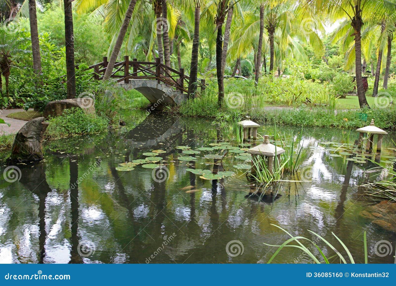 Classic Chinese Garden China Stock Photo Image 36085160