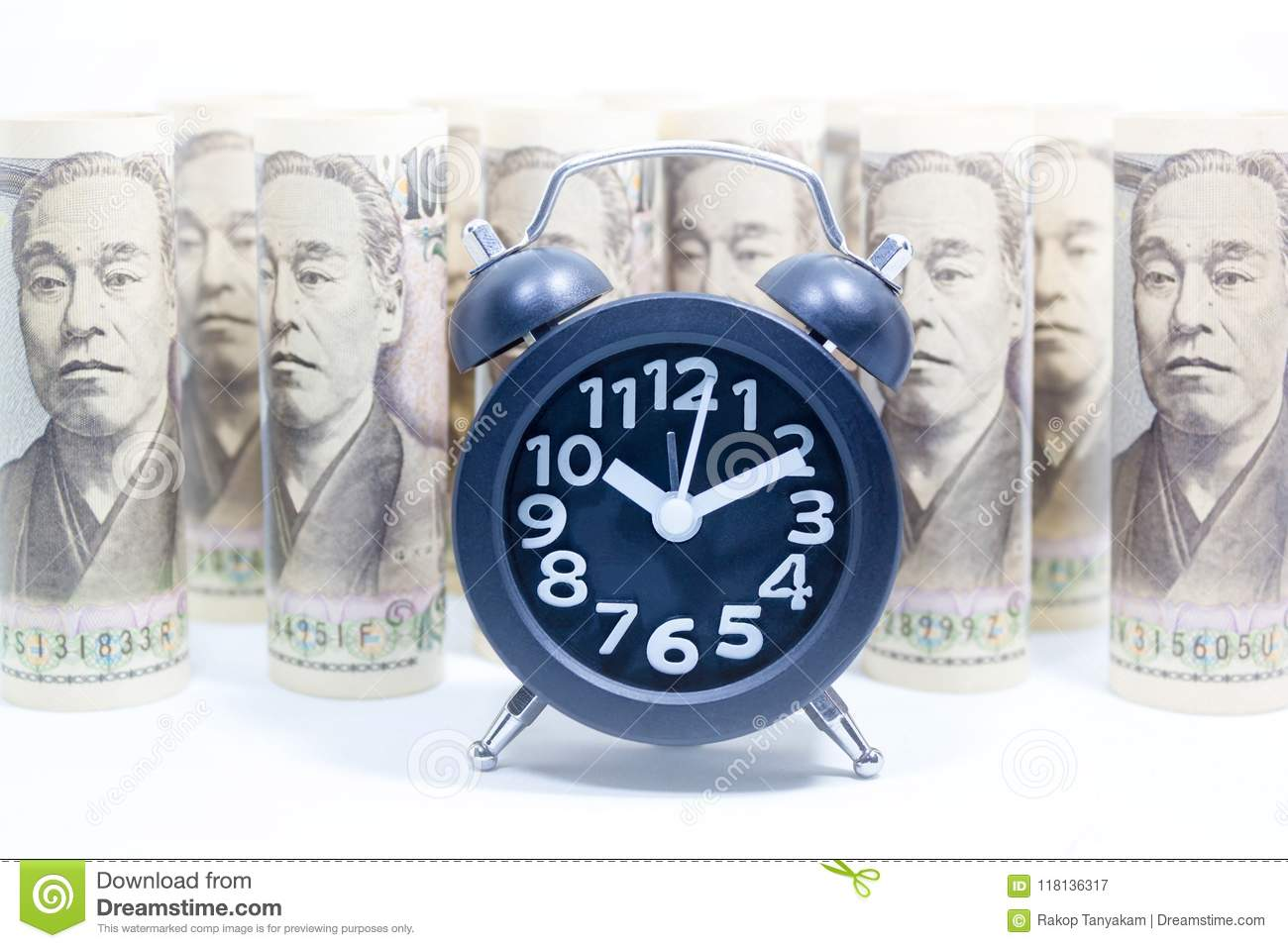 The time value on the clock. The same time on the clock - the value 81