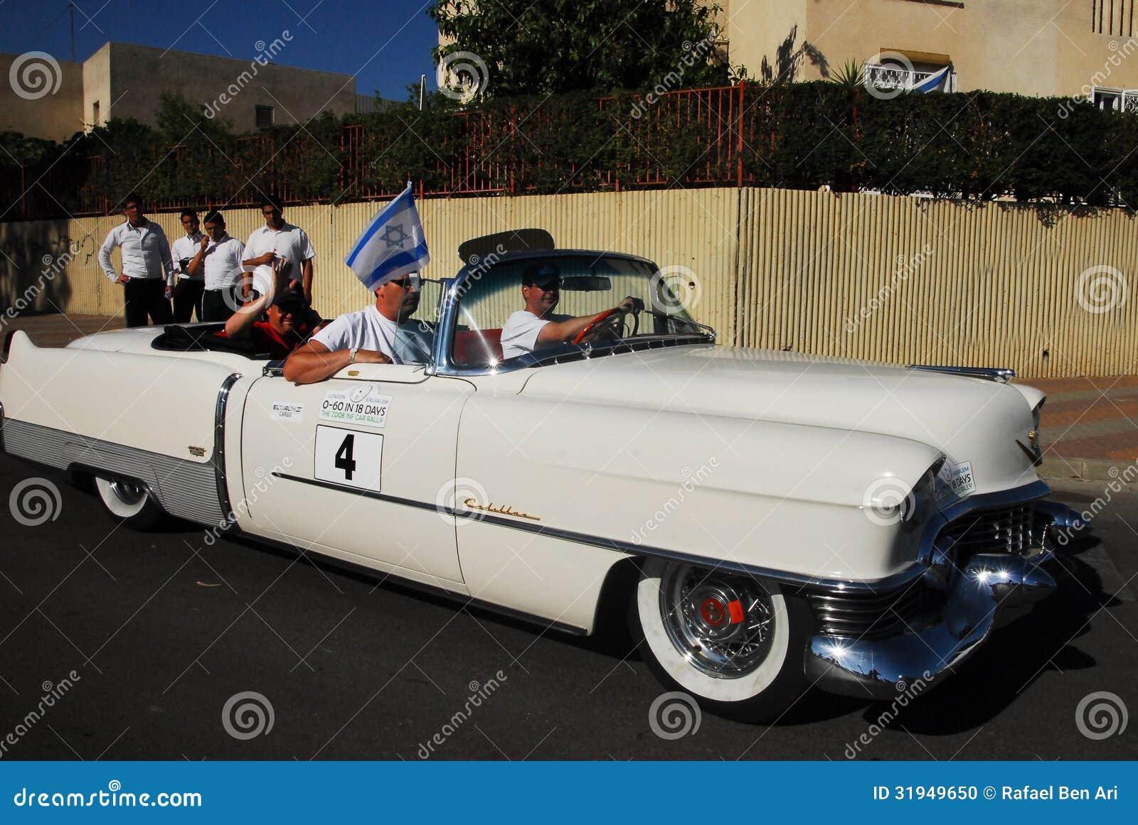 Classic Convertible 1954 Cadillac Eldorado Editorial Image El Dorado