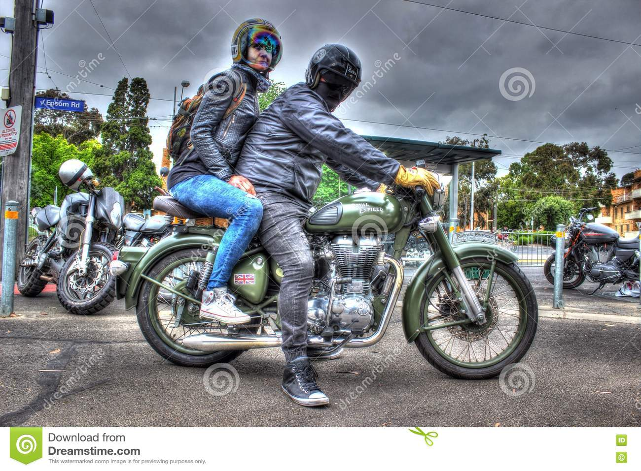 Royal Enfield Stock Images Download 1315 Royalty Free Photos