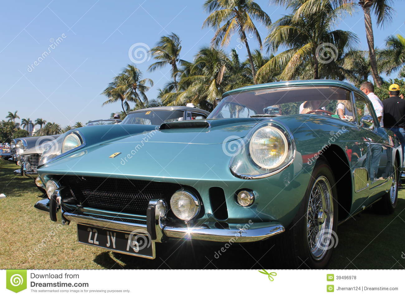 Download Classic Ferrari Sports Cars Lineup Editorial Stock Photo   Image  Of Classic, Ferrari: