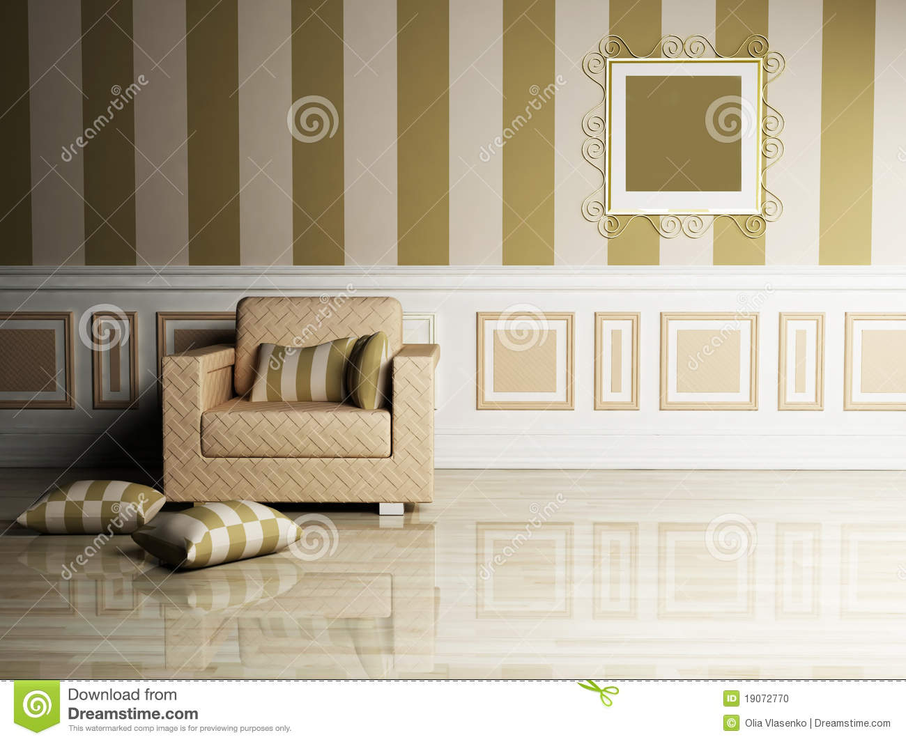 lassic interior design of living oom stock photo image 19072770