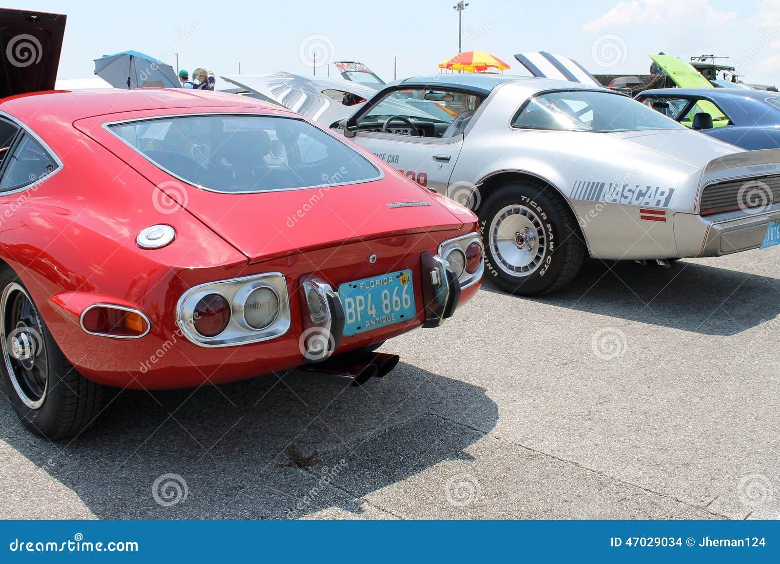 Classic American Sports Cars 43