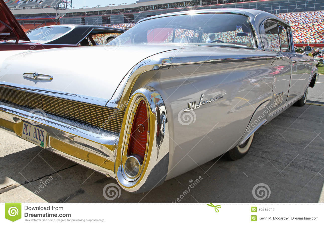Classic mercury automobile editorial photo image 30535046 for Speedway motors used cars