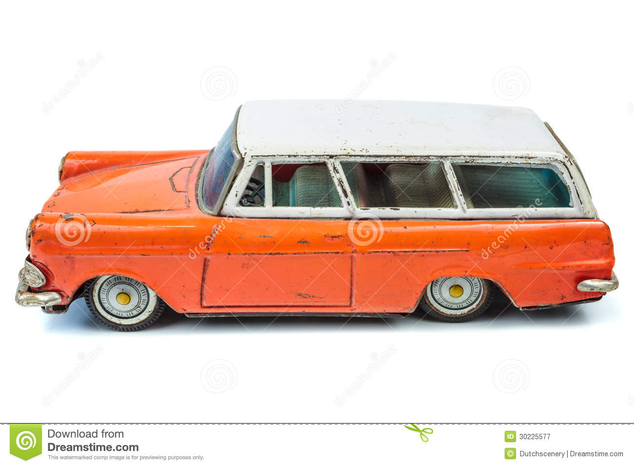 Classic Cars White Background