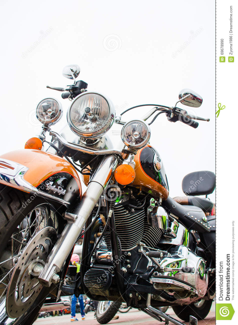 Classic motorcycle photography