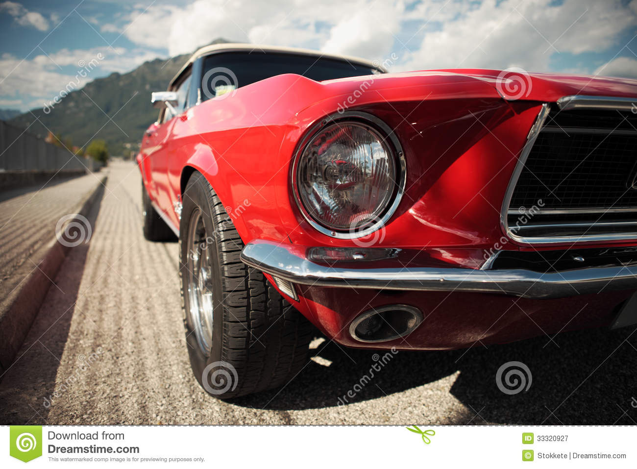 Muscle Car Stock Photos Images Pictures Images