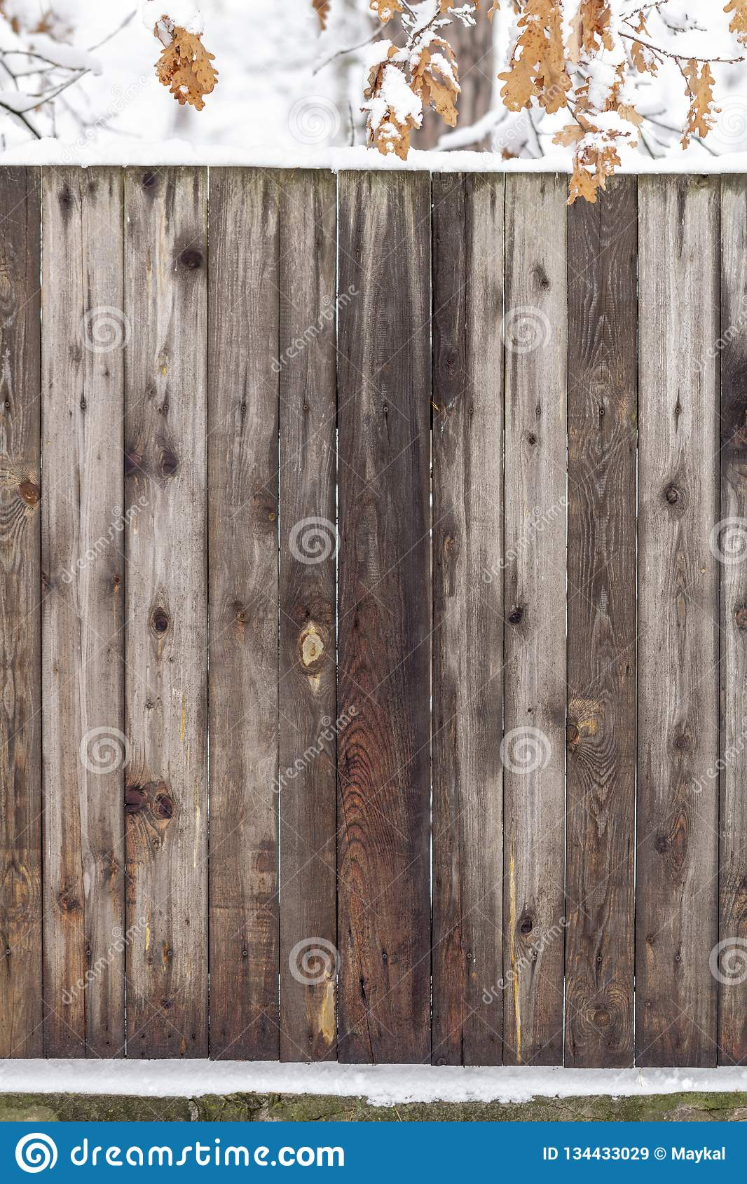 Classic Nature Wood Texture Wallpaper For Background Old