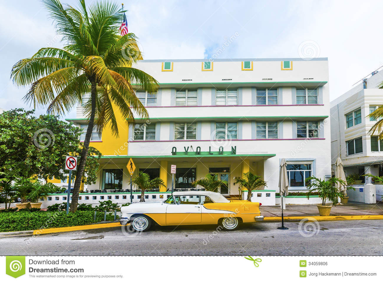 Avalon Hotel Miami Beach Fl