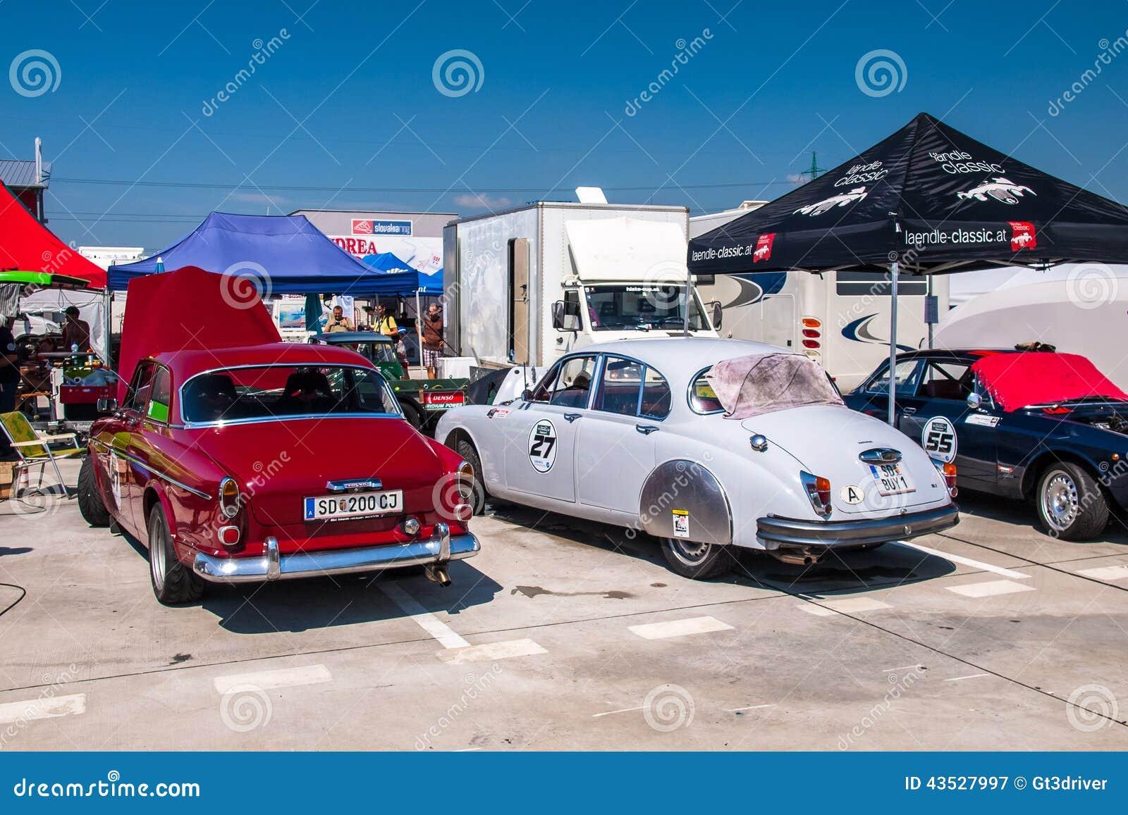 Laguna Seca Classic Car Race