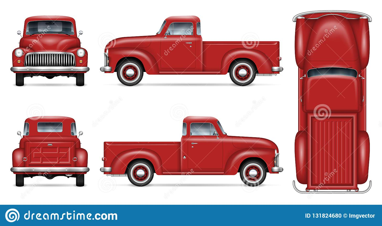 Pickup Cartoons, Illustrations & Vector Stock Images ...