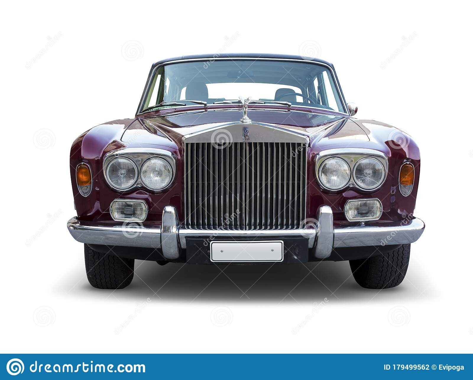 Classic Rolls Royce Silver Shadow Editorial Photography Image Of White Transport 179499562