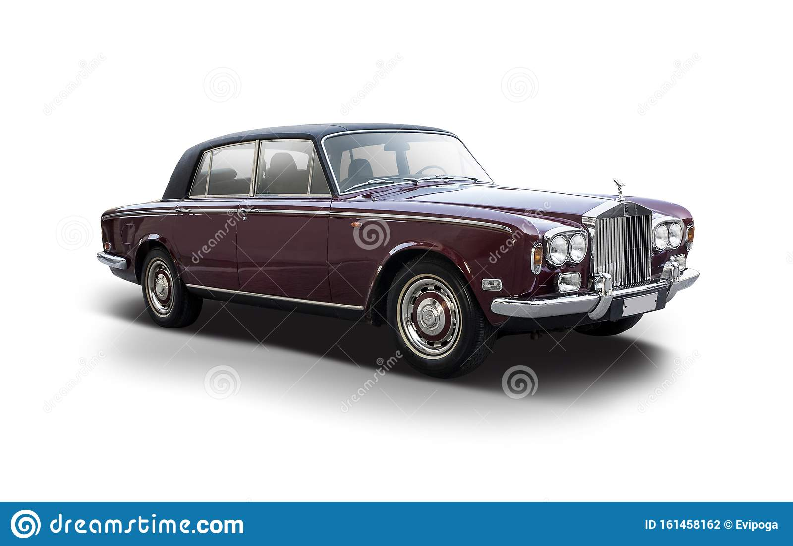 Classic Rolls Royce Silver Shadow Editorial Photography Image Of Retro Speed 161458162