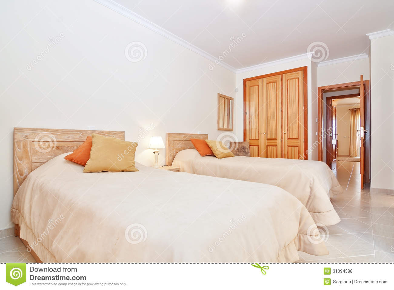 classic room with a toilet and a bedroom wardrobe royalty free stock