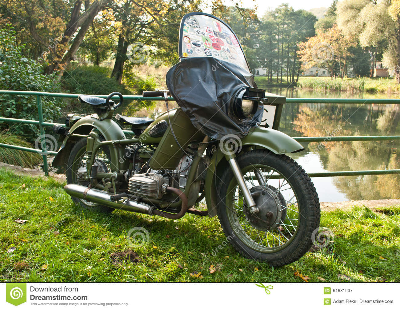 Soviet motorcycles. Motorcycles of the USSR (photo)