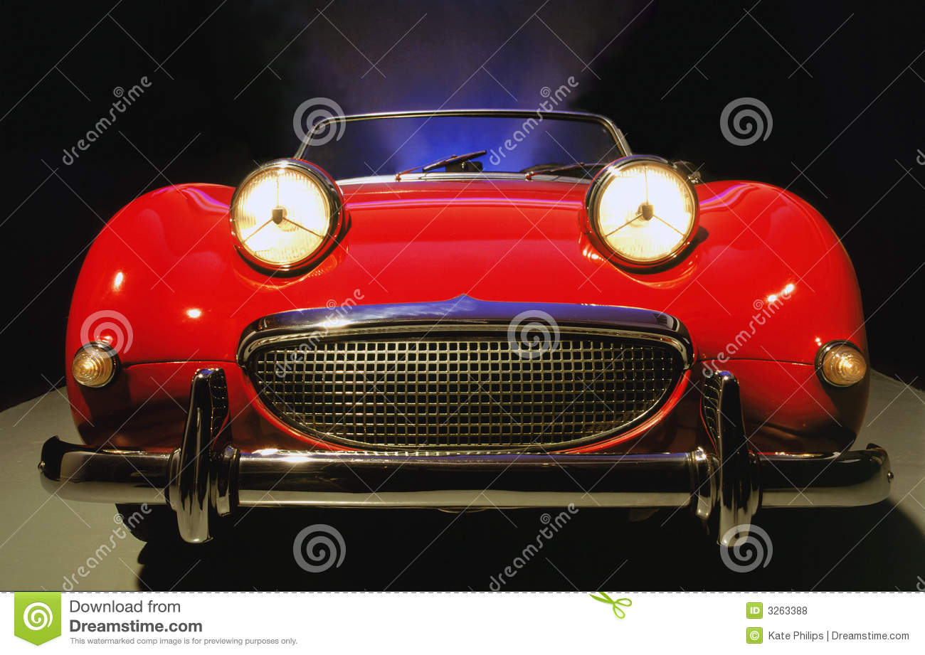Classic Sports Car Royalty Free Stock Photos  Image: 3263388