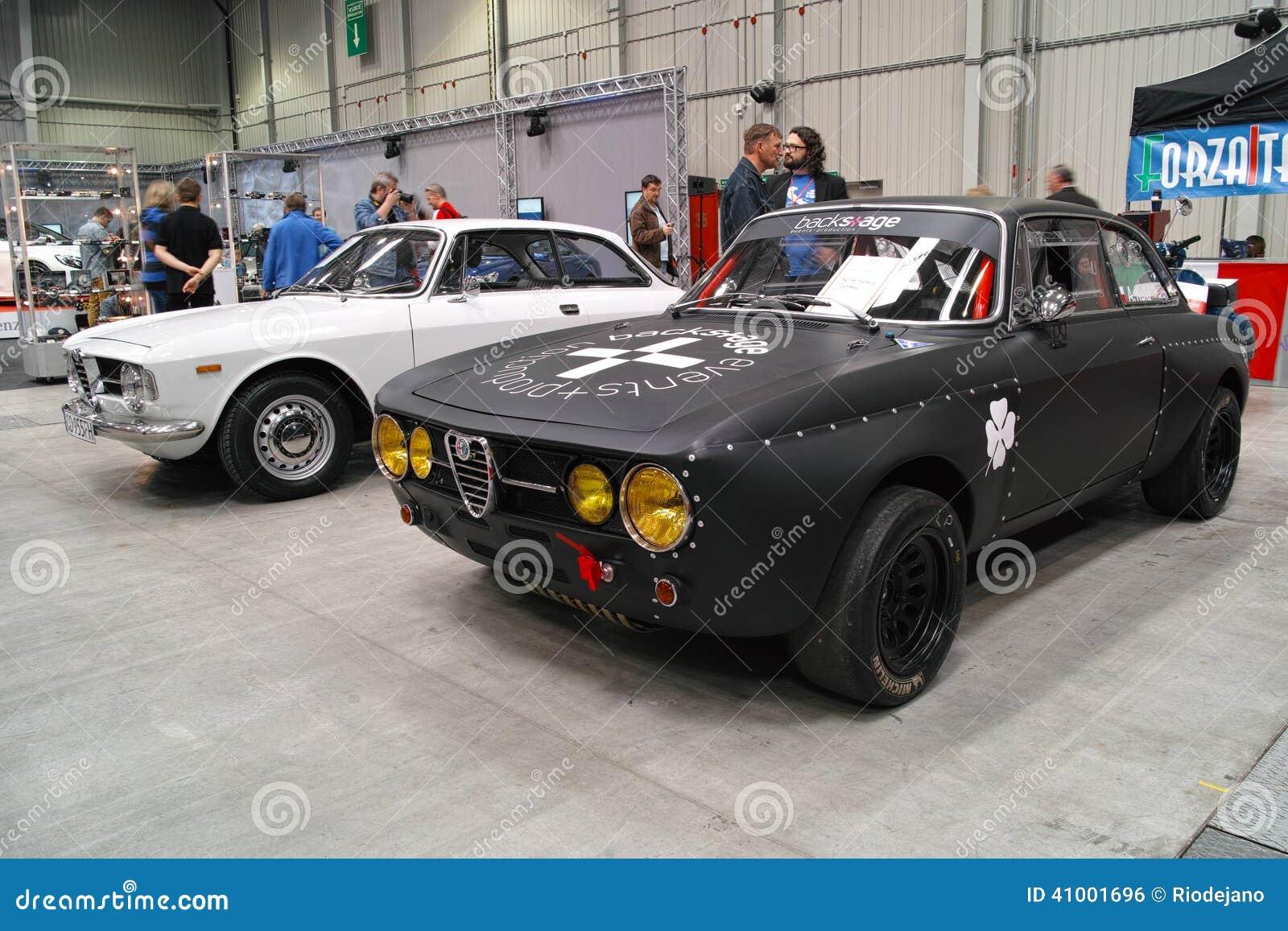 Classic Sports Car, Alfa Romeo Editorial Photo - Image of