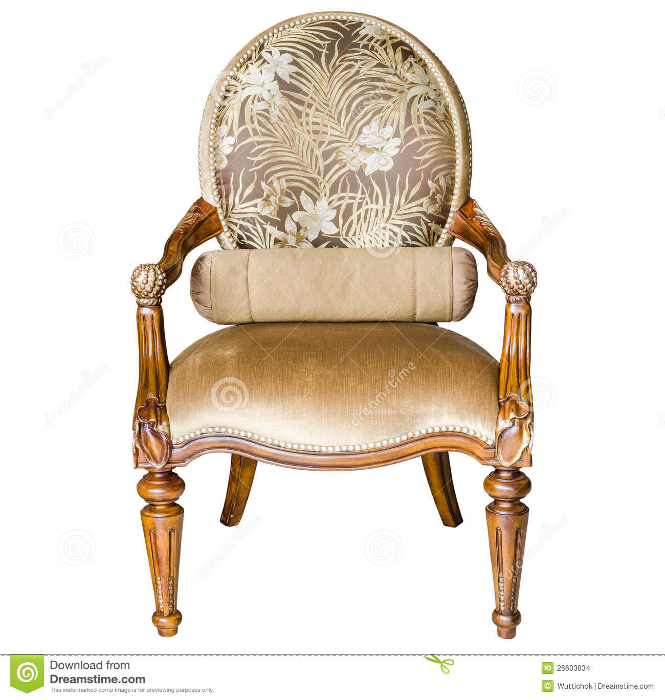 Wooden chairs design classics - Classic Style Vintage Wooden Chair Stock Images Image 26603834