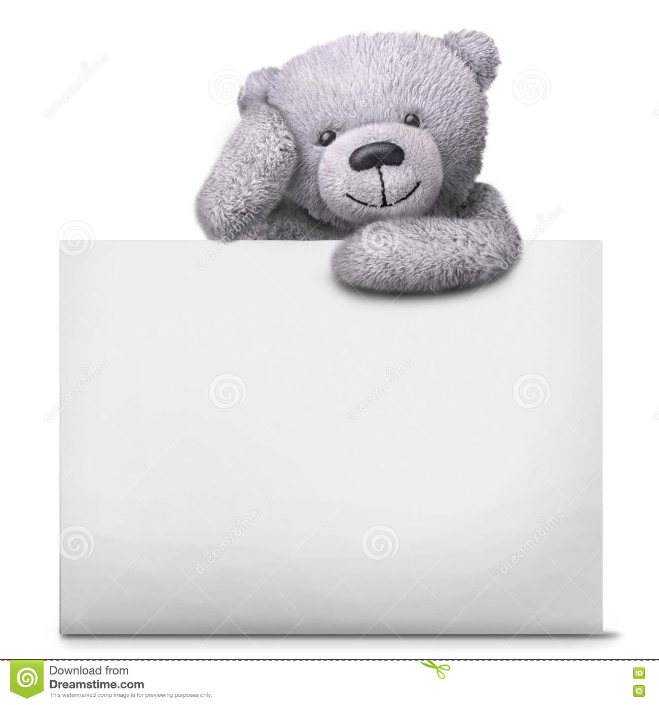 Classic teddy bear toy with paper card template stock photo image download classic teddy bear toy with paper card template stock photo image of background maxwellsz