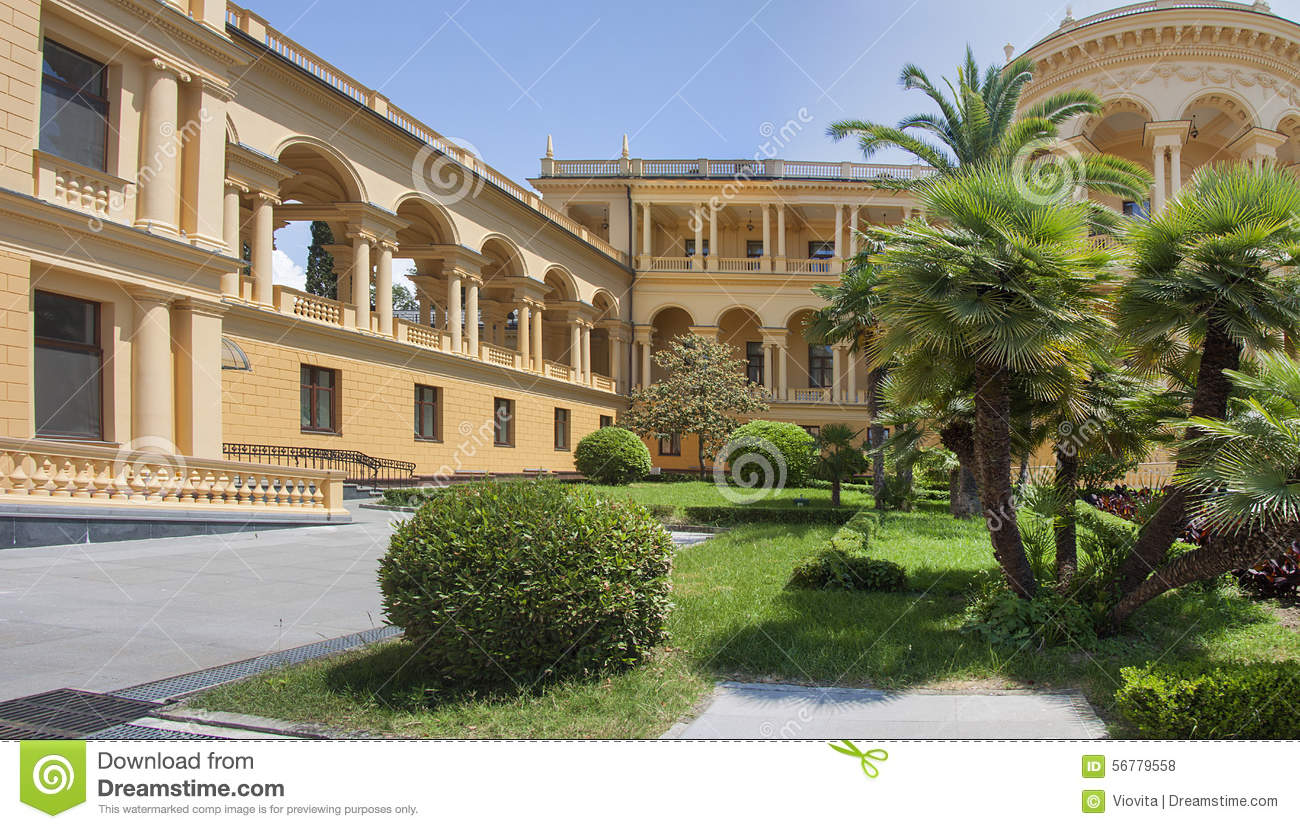 Classic villa stock photo image 56779558 for Beautiful villas pics