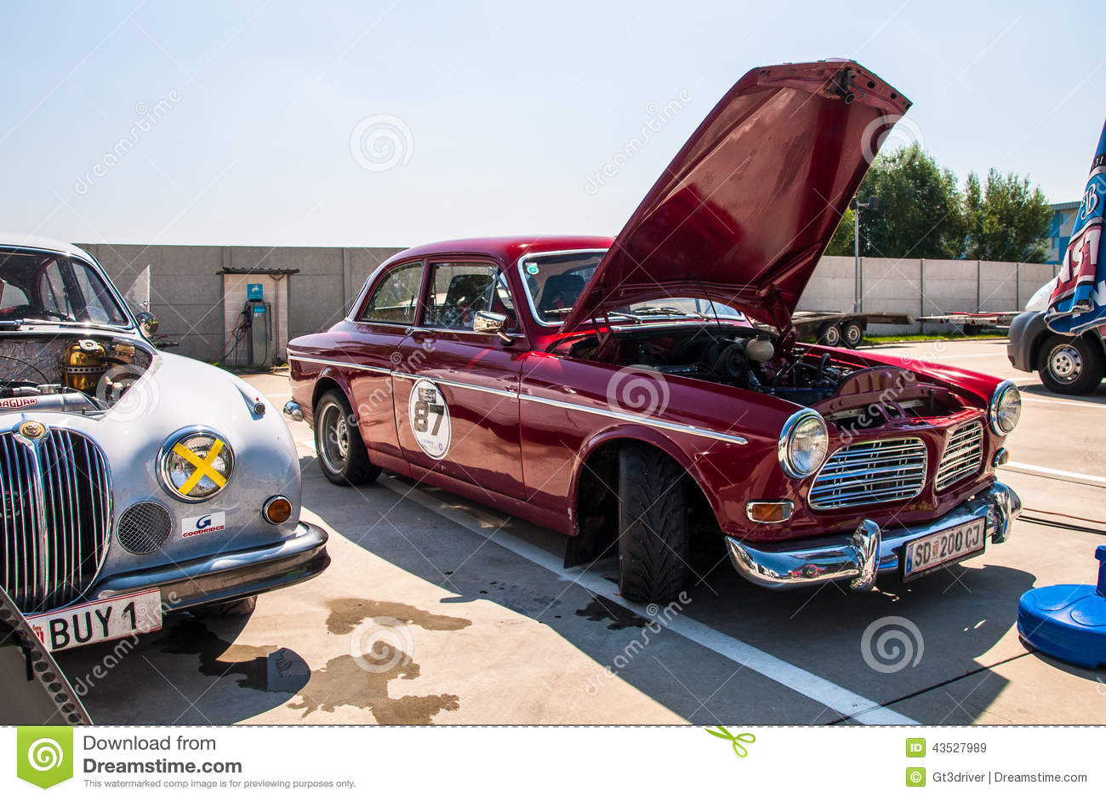 Classic Sports Car Racing Series