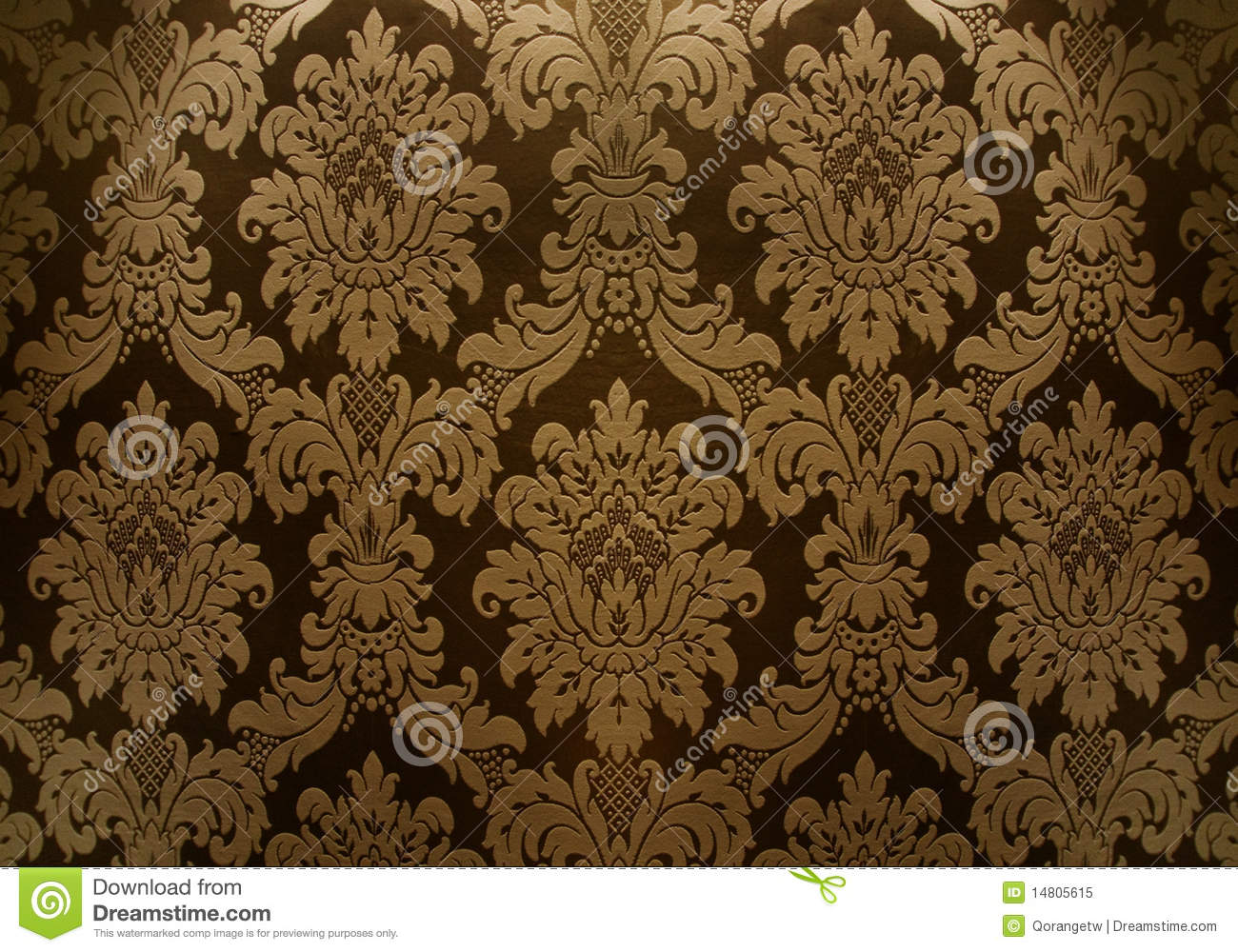 Classic wall paper royalty free stock photo image 14805615 for Wall to wall paper