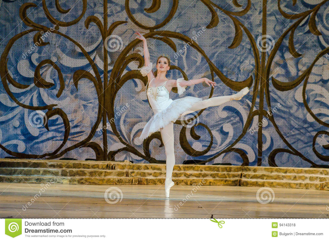 Classical ballet Sleeping beauty
