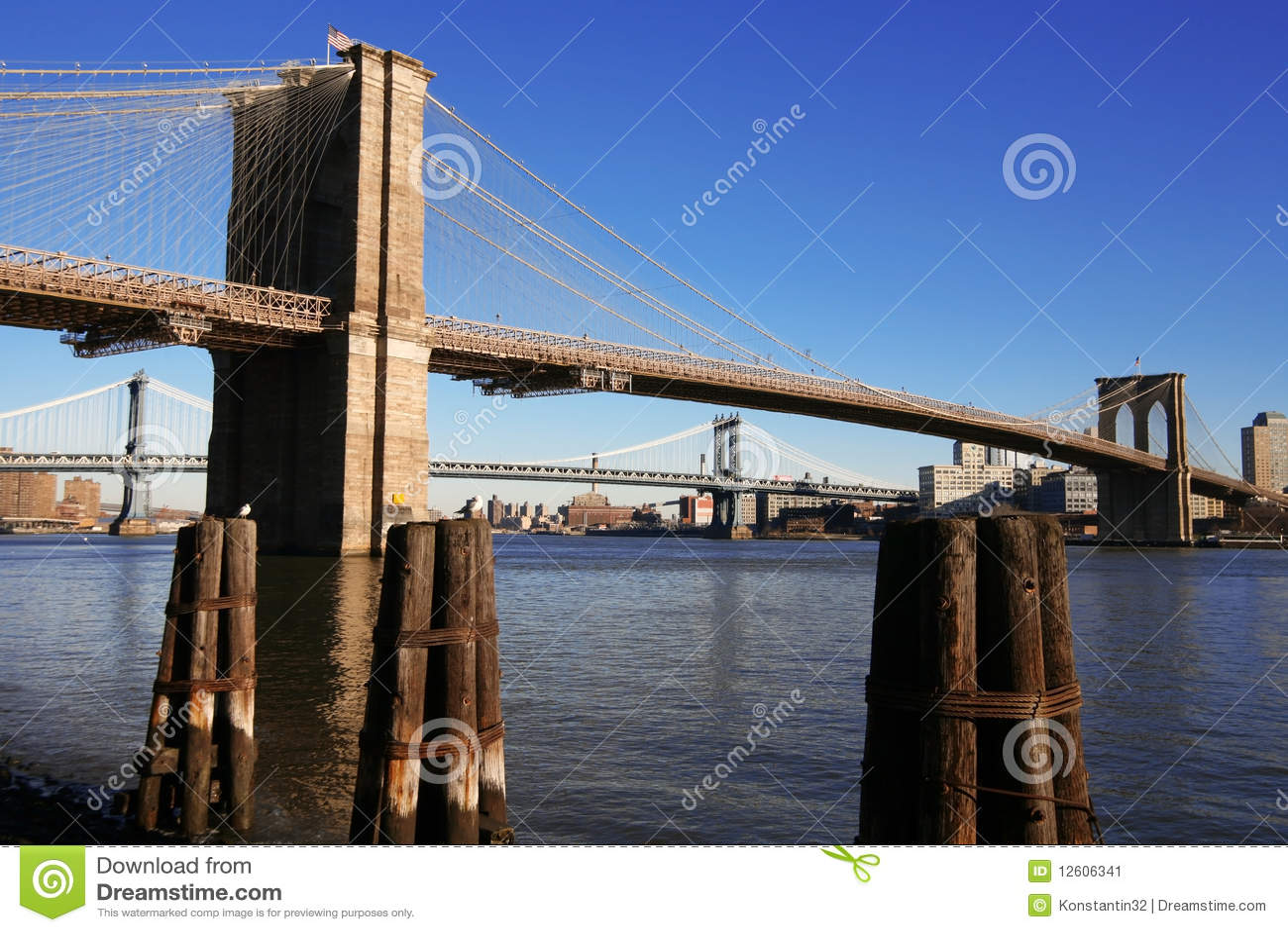 Classical NY - Brooklyn bridge