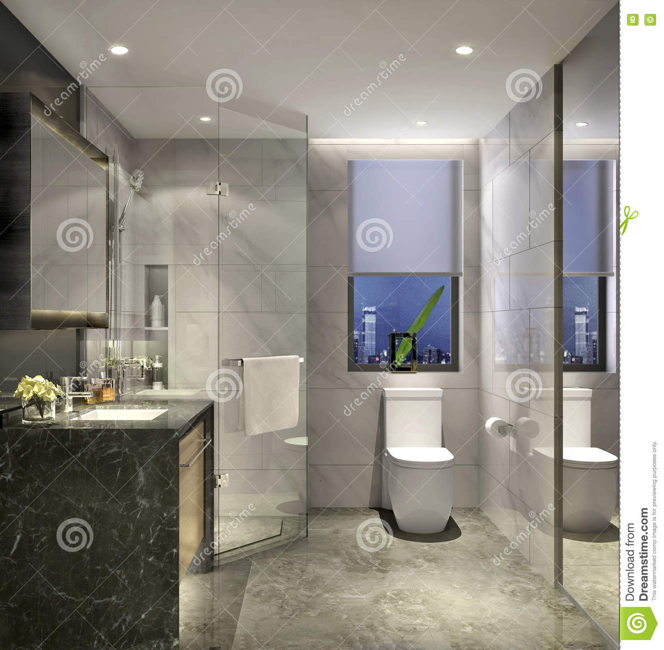 The Classical Style Of High Grade Apartment In Shanghai In The
