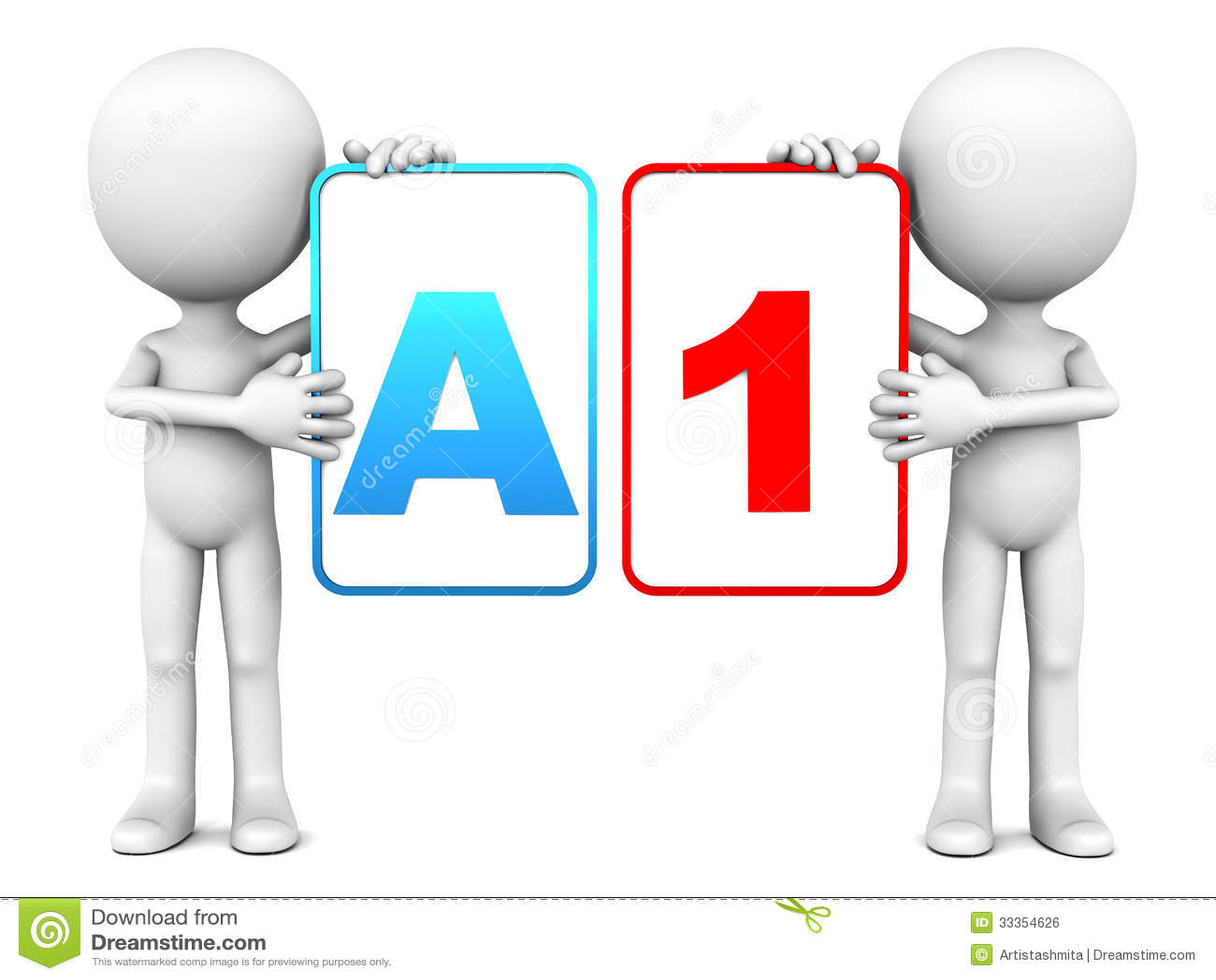 A1 classificatie