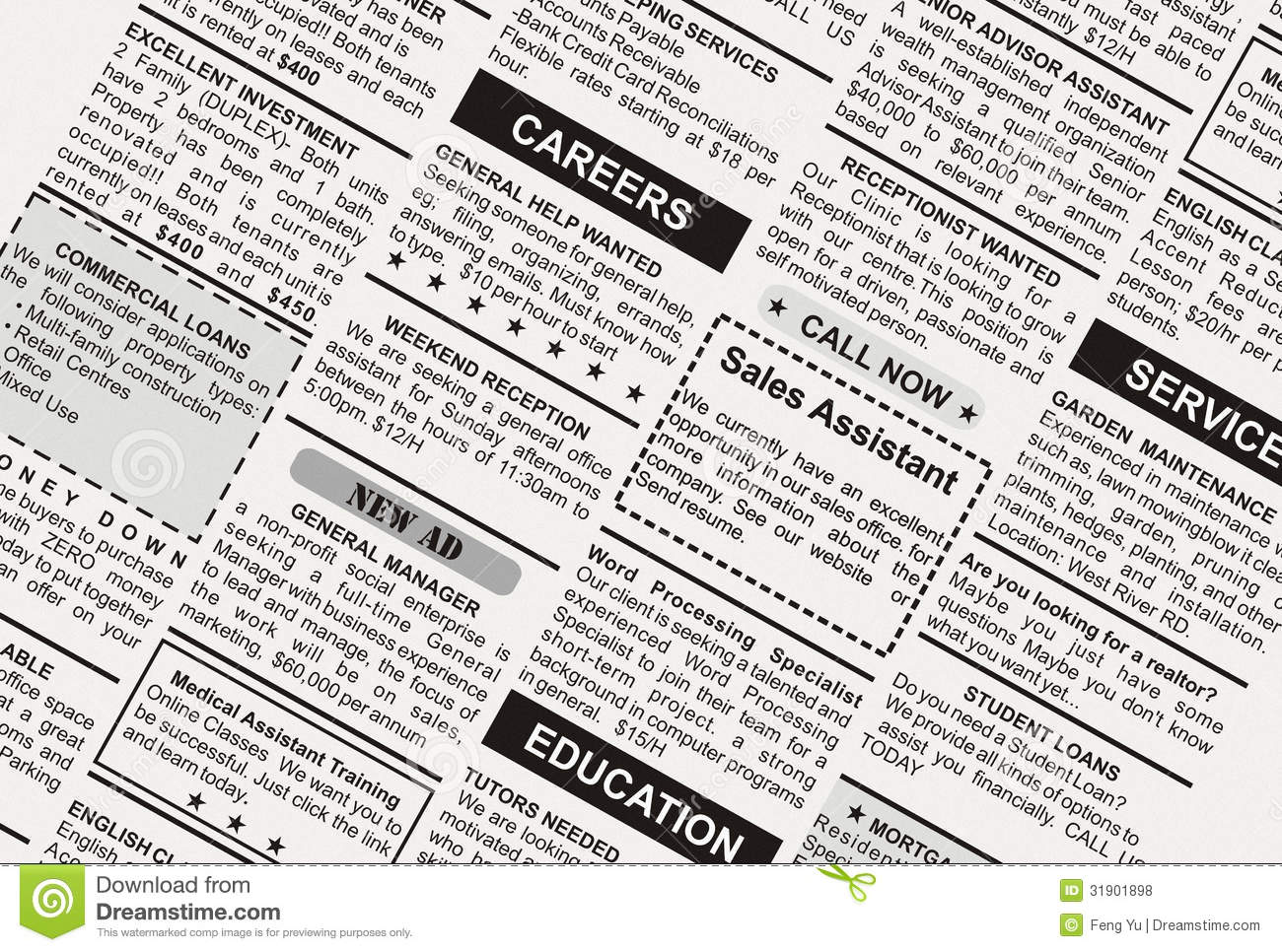 newspaper classifieds now classifieds