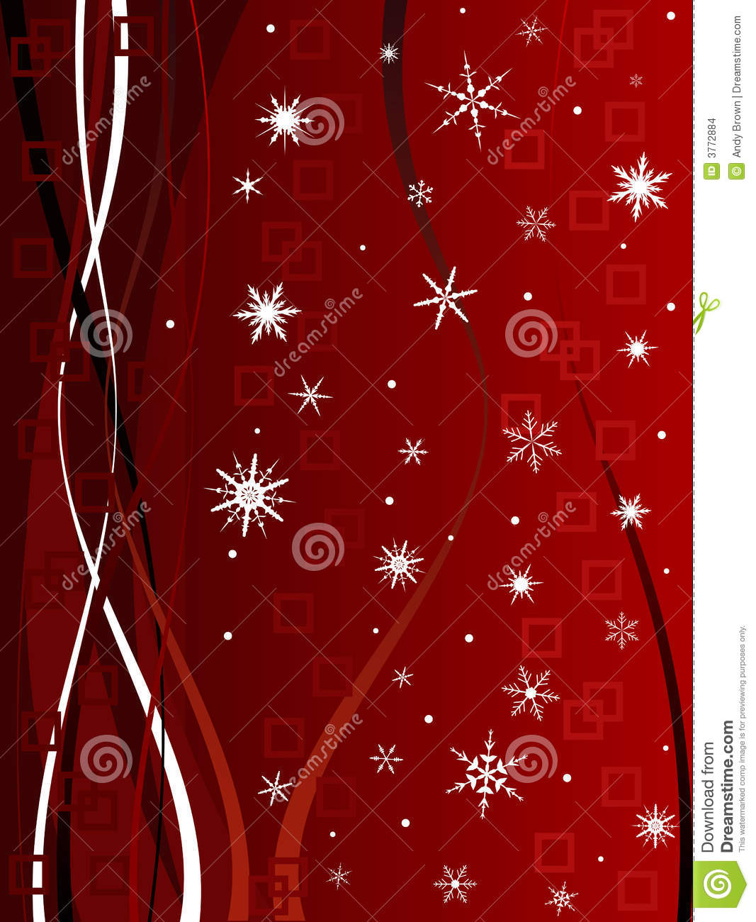 Classy Christmas Background 5 Stock Vector
