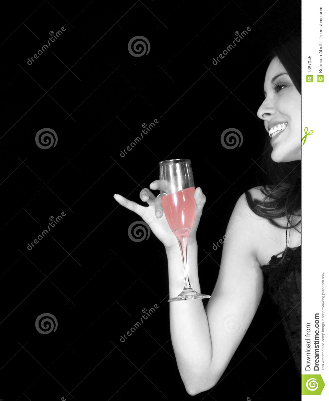 Classy And Glamorous Photo: Classy Party Girl Stock Image. Image Of Adult, Glamour