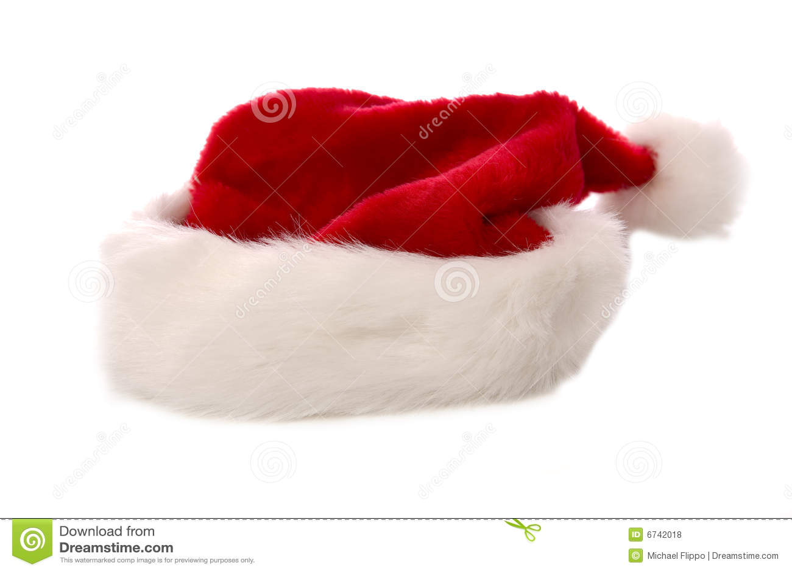Claus kapelusz Santa