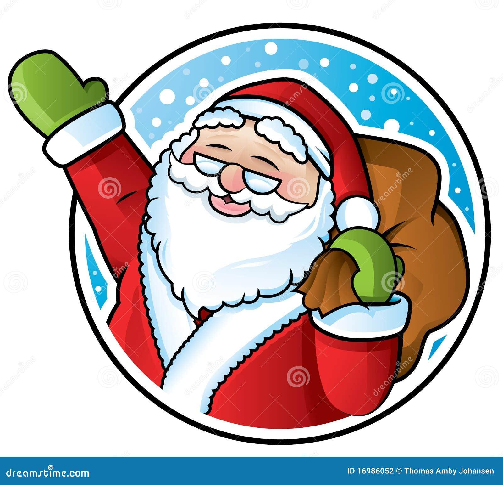 Claus santa