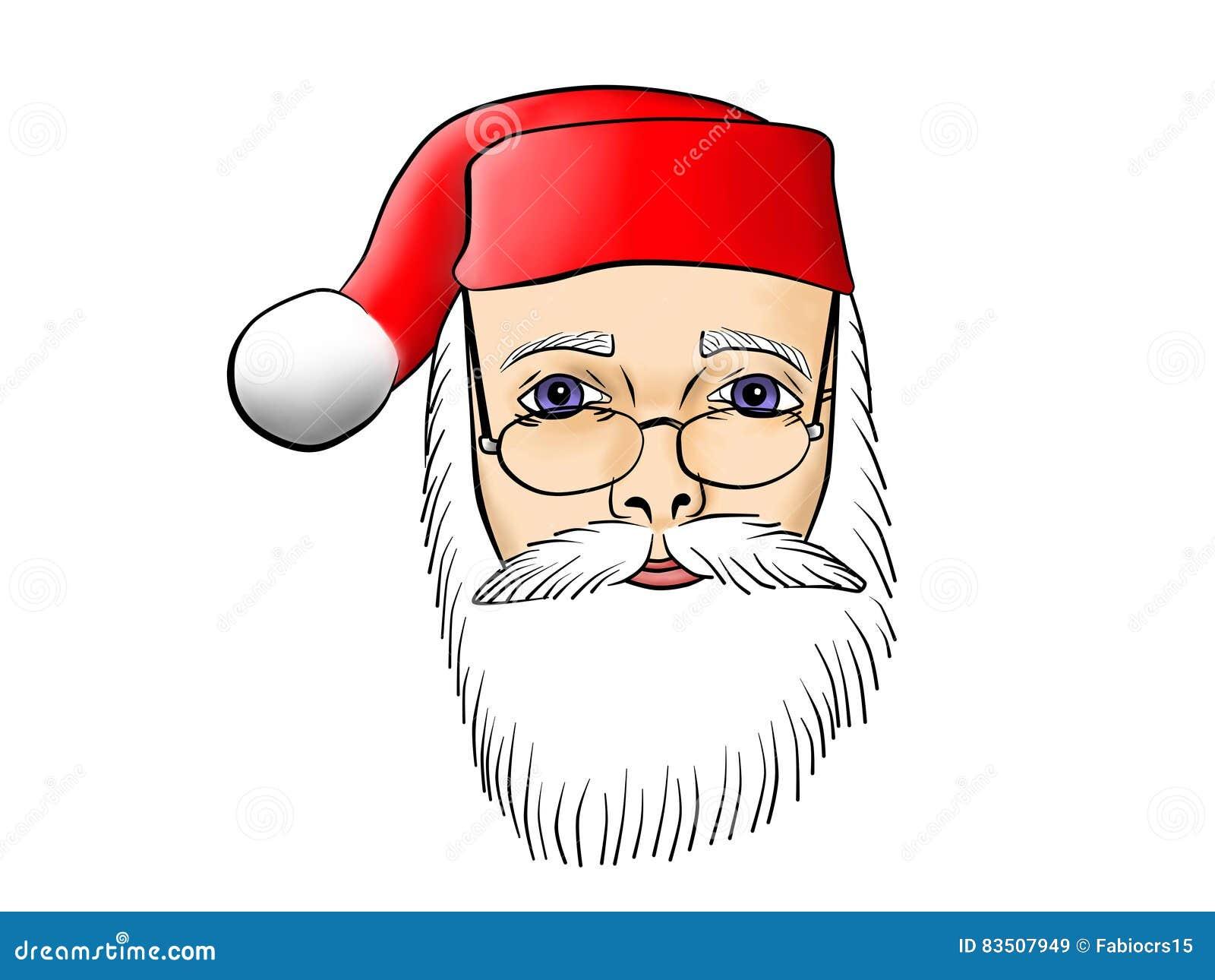 Claus zamknięty Santa