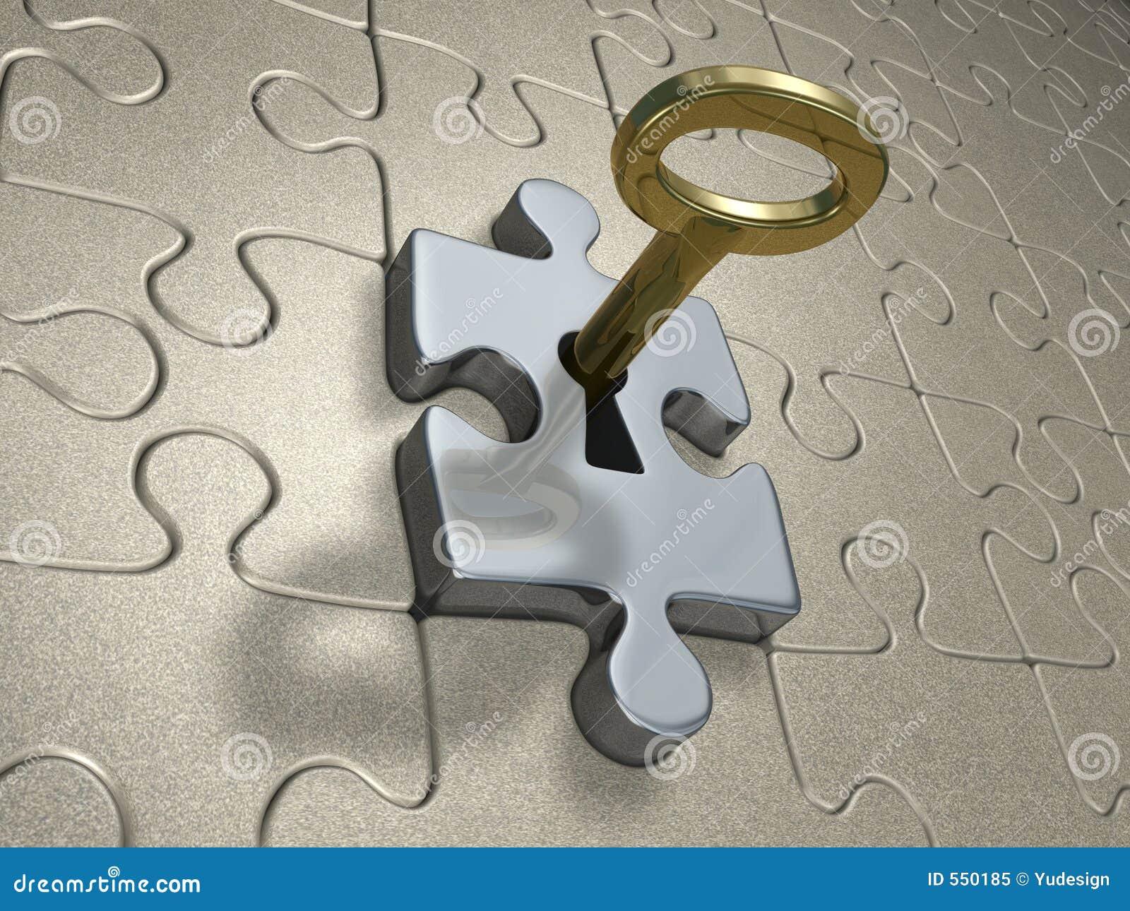 Clave de oro