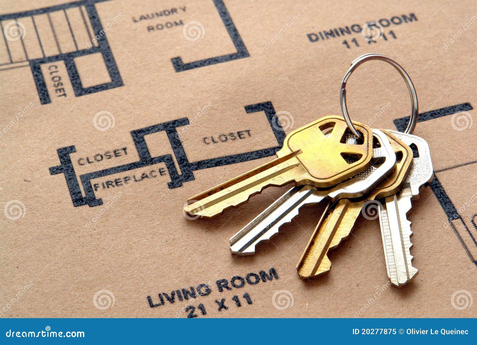 Claves de la casa en planes de suelo