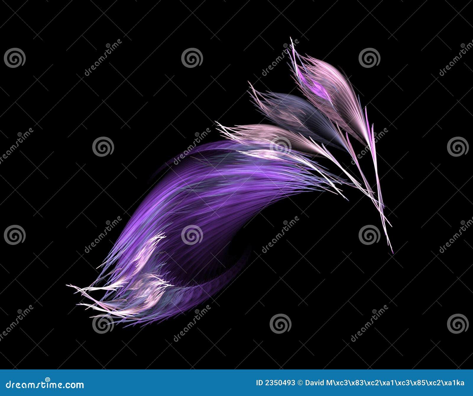Clavettes violettes