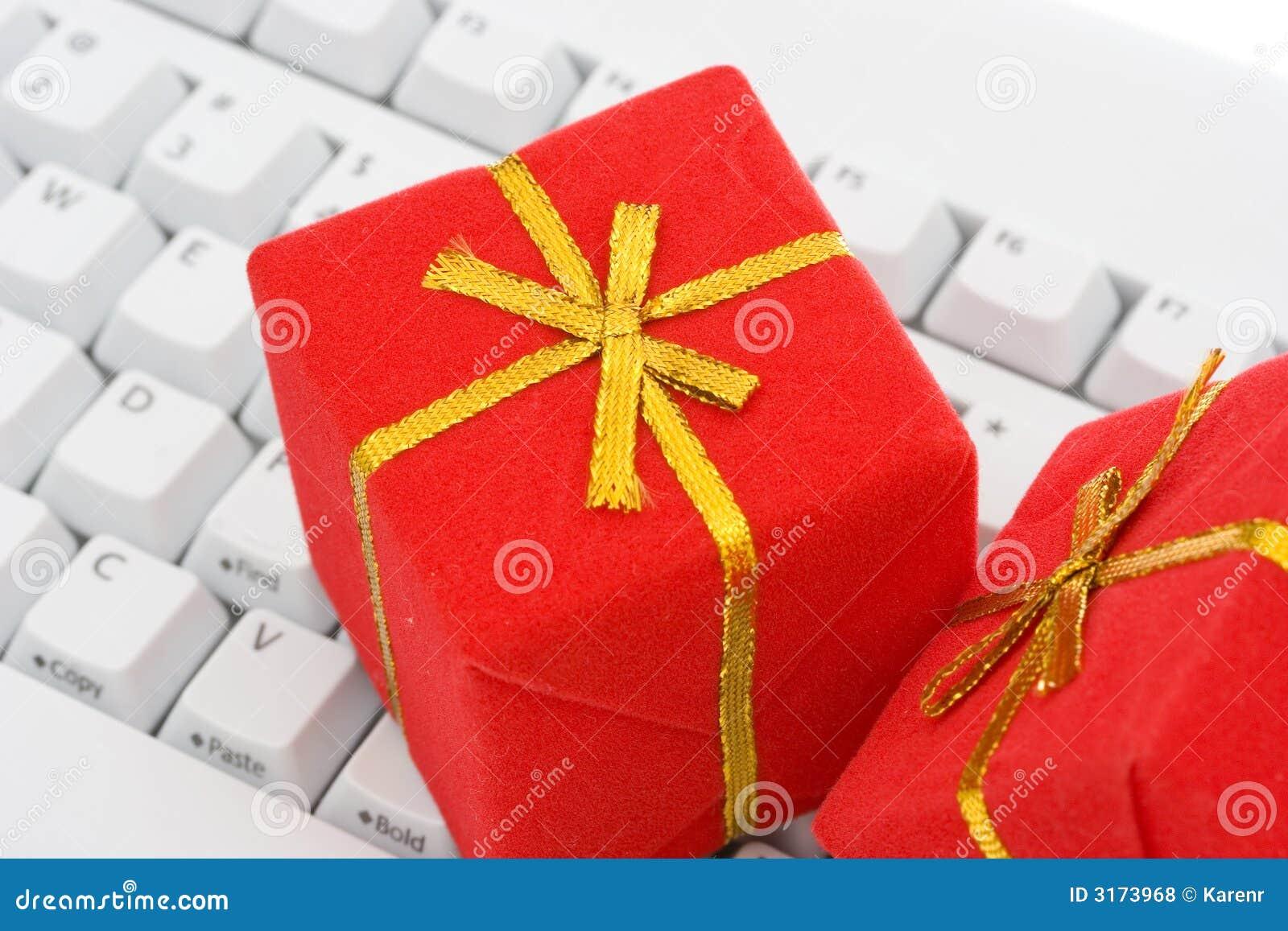 Clavier avec cadeaux